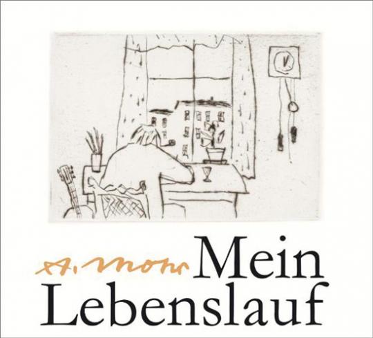 Arno Mohr. Mein Lebenslauf.