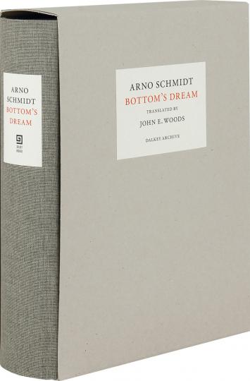 Arno Schmidt. Bottom's Dream.