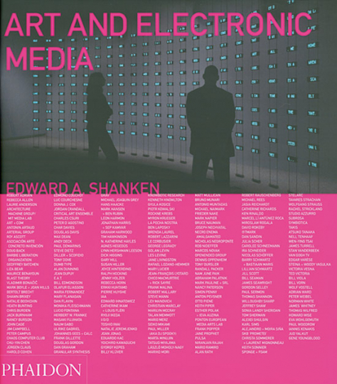 Art and Electronic Media.