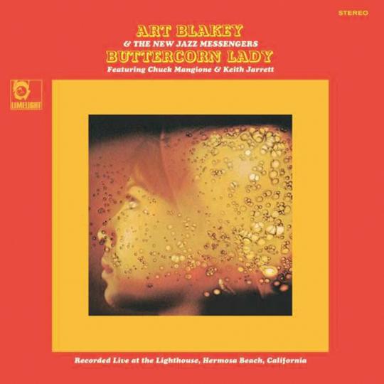 Art Blakey. Buttercorn Lady. CD.