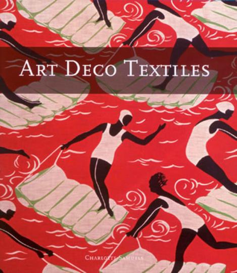 Art Deco Textilkunst.