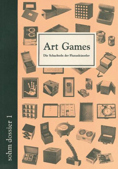 Art Games. Die Schachteln der Fluxuskünstler.