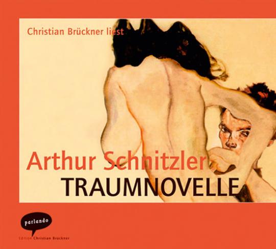 Arthur Schnitzler. Traumnovelle. Hörbuch.