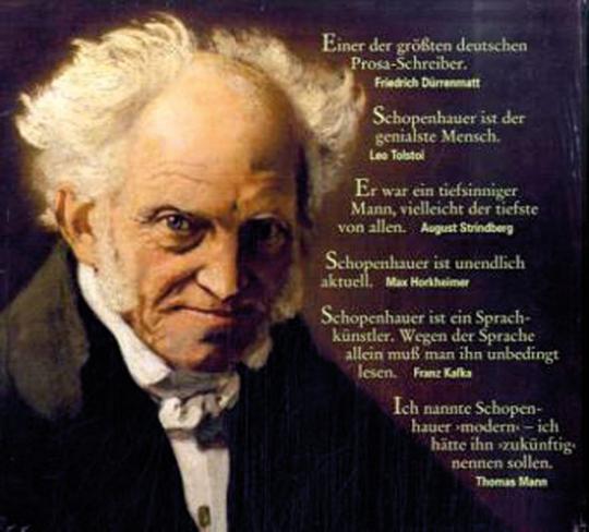 Arthur Schopenhauer. Gesammelte Werke in zehn Bänden.