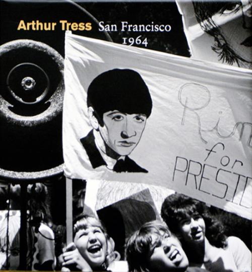 Arthur Tress. San Francisco 1964. Fotografien.