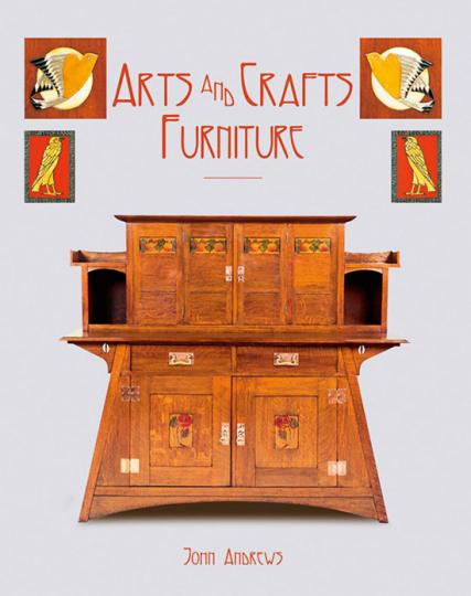 Arts and Crafts Furniture. Möbelstücke der Arts and Craft-Bewegung.