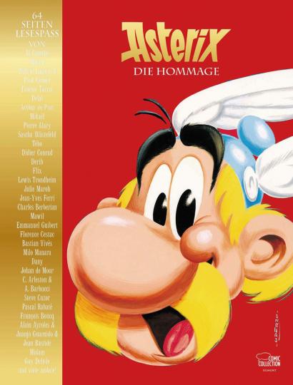 Asterix Hommage 60 Jahre.