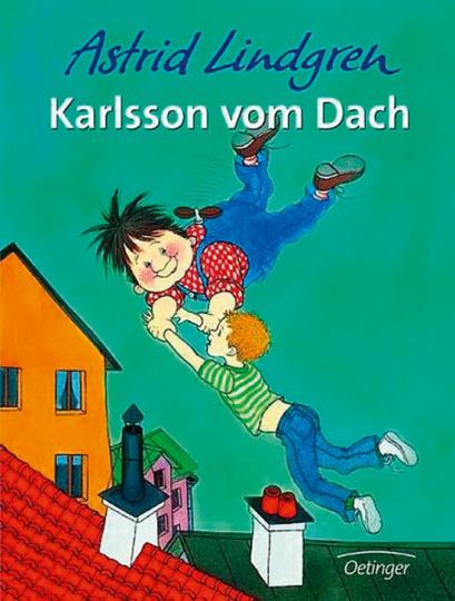 Astrid Lindgren. Karlsson vom Dach. Gesamtausgabe.
