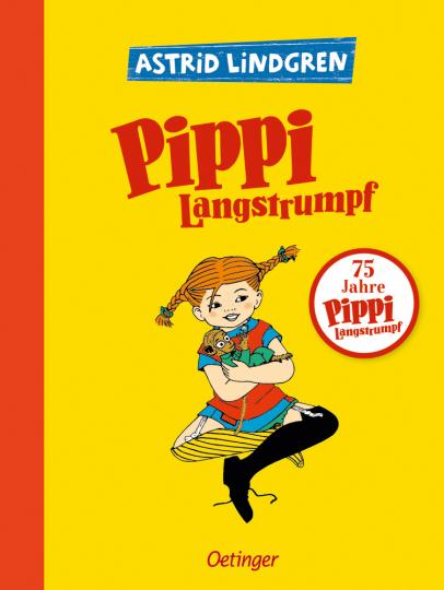 Astrid Lindgren. Pippi Langstrumpf.
