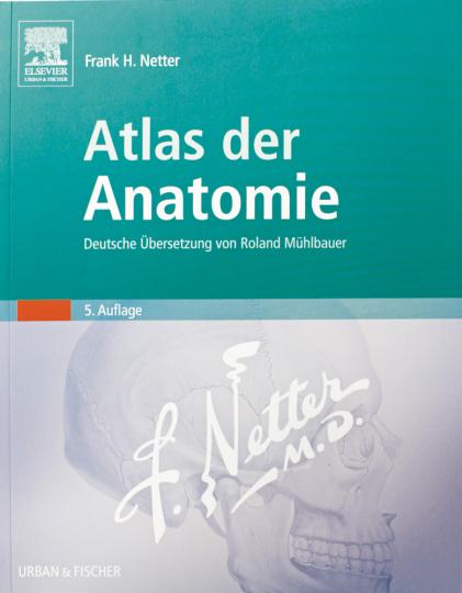 Atlas der Anatomie.