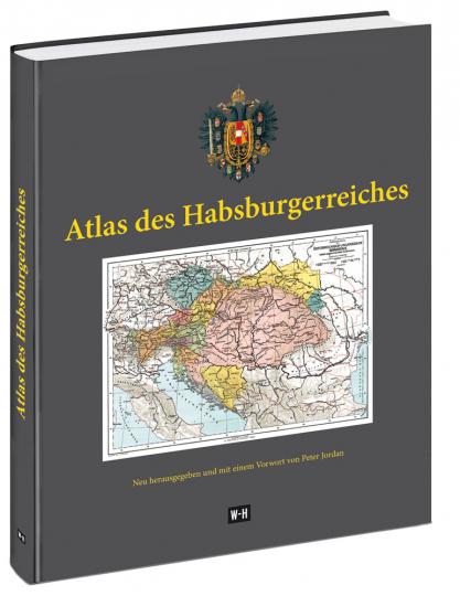 Atlas des Habsburgerreiches. Johann Georg Rothaugs »Geographischer Atlas zur Vaterlandskunde an den österreichischen Mittelschulen«.