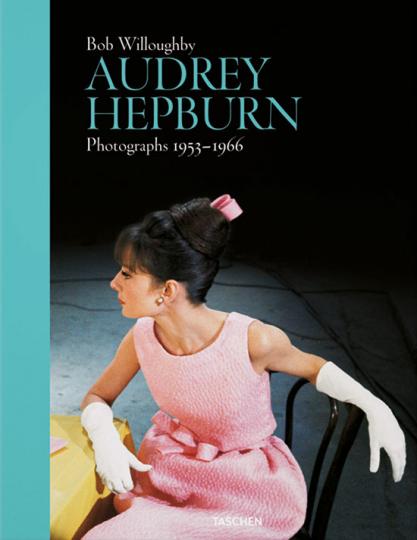 Audrey Hepburn. Photographs 1953-1966. Limitiert und signierte Auflage.