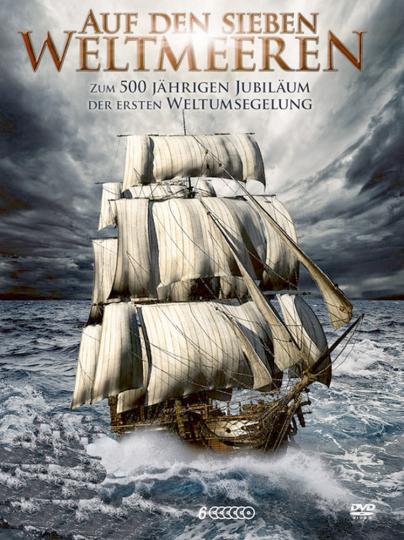 Auf den sieben Weltmeeren. 6 DVDs.