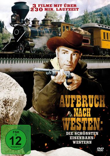 Aufbruch nach Westen DVD