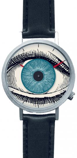 Armbanduhr »Auge«.