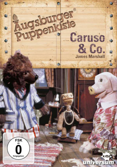 Augsburger Puppenkiste: Caruso & Co. DVD.