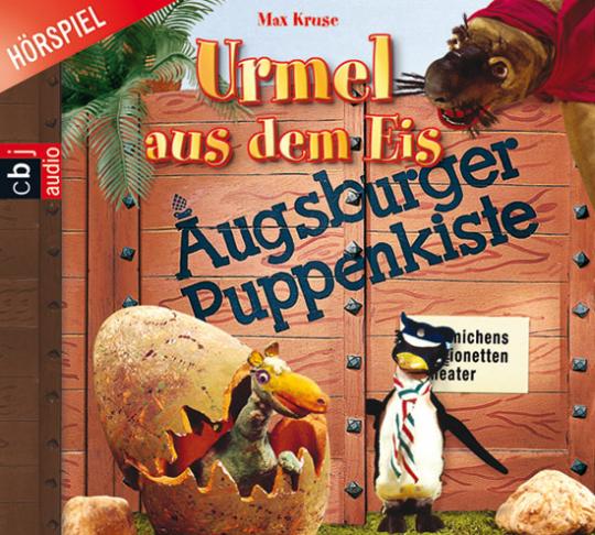 Augsburger Puppenkiste. Urmel aus dem Eis. 2 CD-Box.
