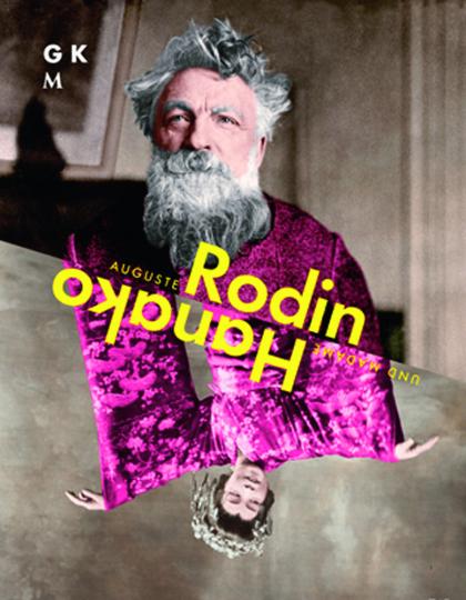 Auguste Rodin und Madame Hanako.