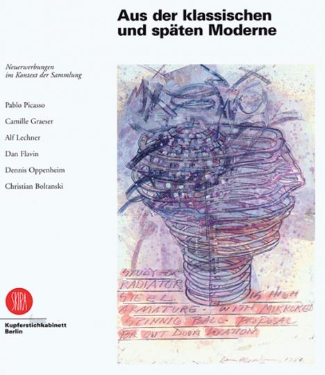 Aus der klassischen und späten Moderne.