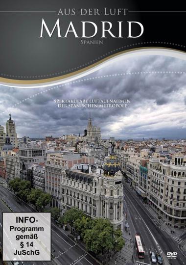 Aus der Luft - Madrid (DVD)
