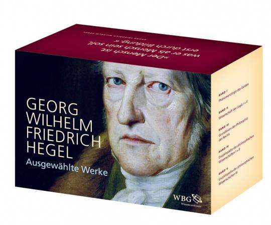 Ausgewählte Werke. 5 Bände im Schuber.