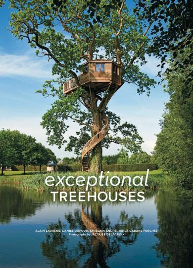 Außergewöhnliche Baumhäuser. Exceptional Treehouses.