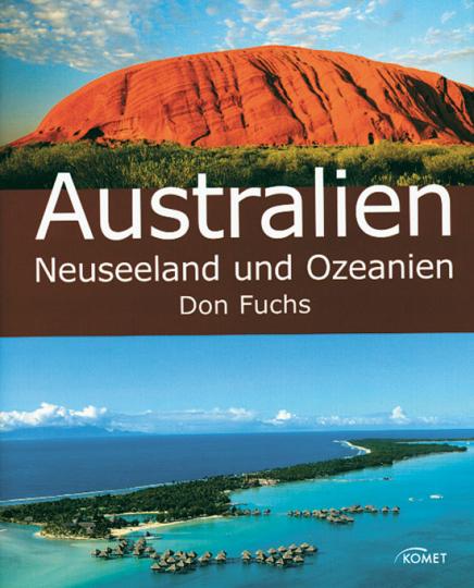 Australien, Neuseeland und Ozeanien.