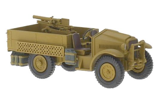 Autocannone 65/17 SU Morris CS 8 Italien - Modell 1:43