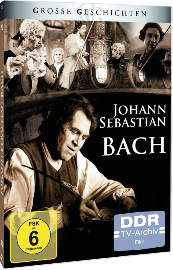 BACH 2 DVDs
