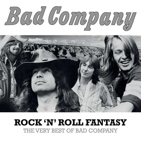 Bad Company. Rock'n'Roll Fantasy. The Very Best Of. CD.