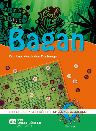 Bagan. Kinderspiel aus Vietnam.