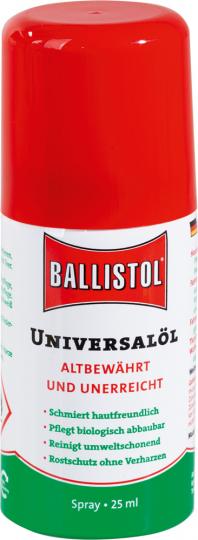 Ballistol Universalöl, Spray.
