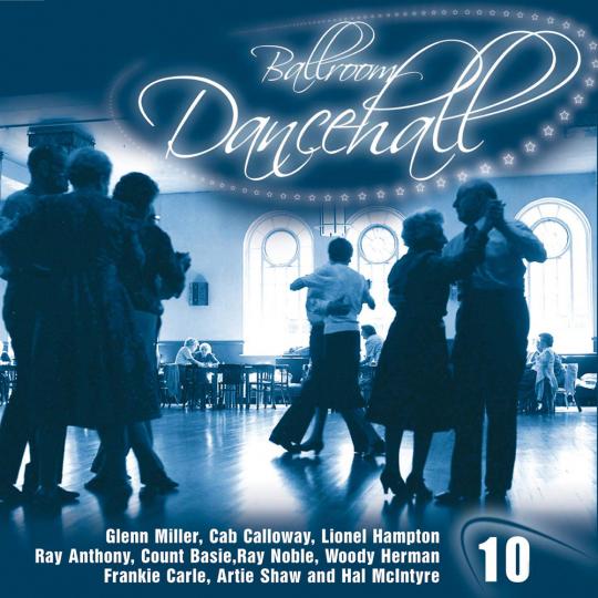 Ballroom Dancehall. 10 CDs.