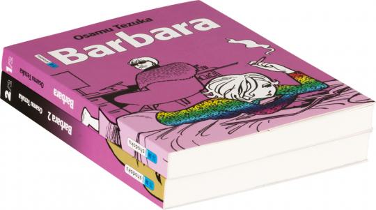 Barbara. Teil 1 und 2. 2 Bände im Set. Graphic Novel.