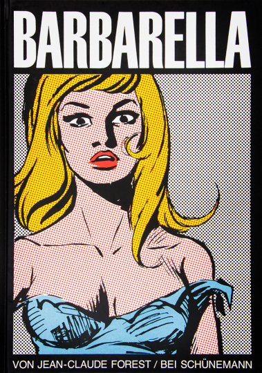 Barbarella. Graphic Novel.
