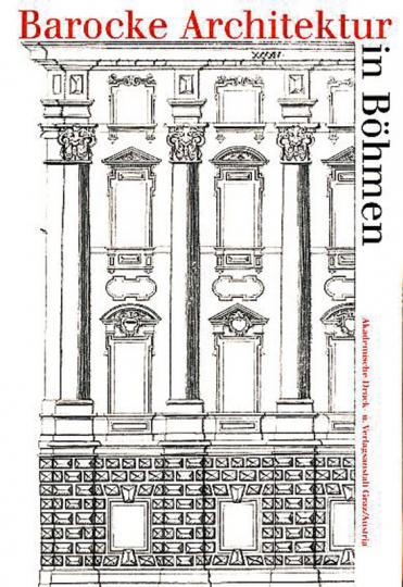 Barocke Architektur in Böhmen.