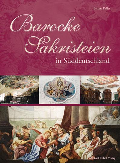 Barocke Sakristeien in Süddeutschland.
