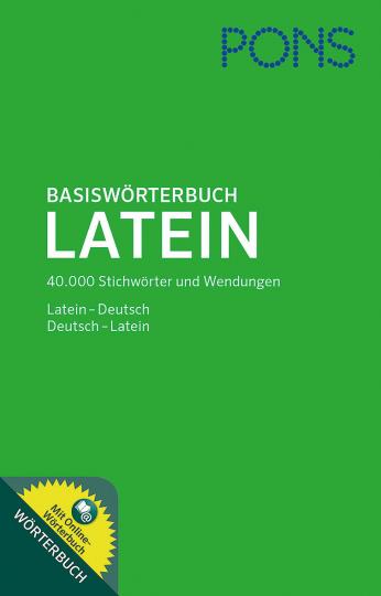 Basiswörterbuch Latein