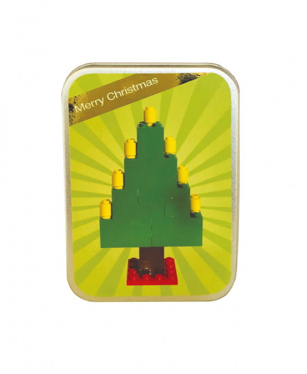 Bastel-Set »Merry Christmas«.