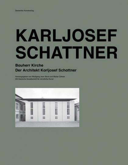 Bauherr Kirche. Der Architekt Karljosef Schattner.