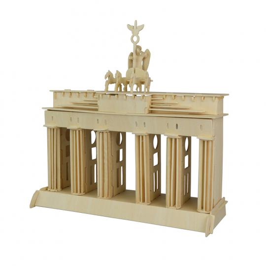 Bausatz Brandenburger Tor.
