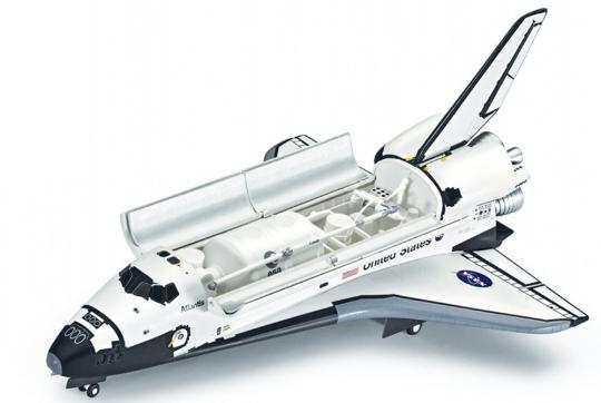 Bausatz Space Shuttle Atlantis