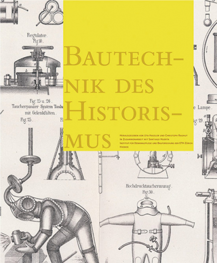 Bautechnik des Historismus.