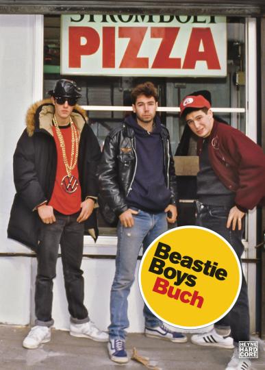 Beastie Boys Buch. Deutsche Ausgabe.