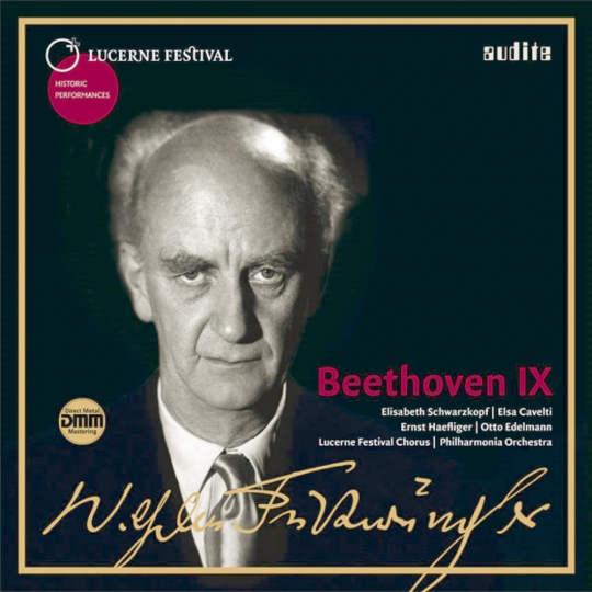 Beethoven IX 2 LPs