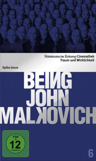 Being John Malkovich. DVD.