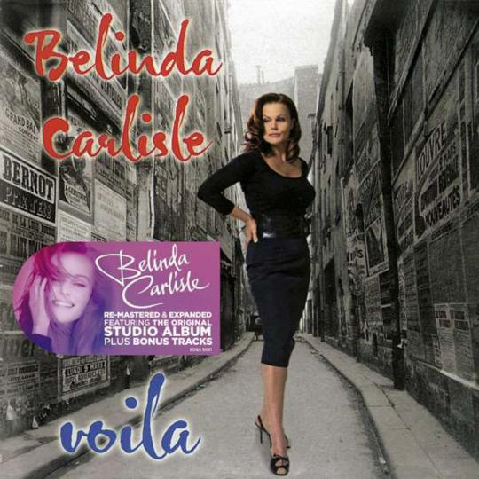 Belinda Carlisle. Voila (Deluxe-Edition). CD.