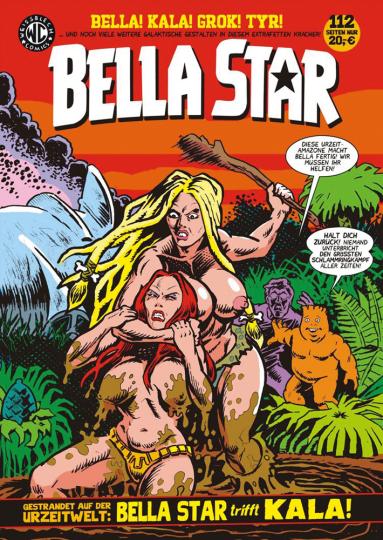 Bella Star trifft Kala.
