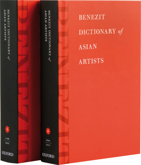 Benezit Dictionary of Asian Artists. 2 Bände.