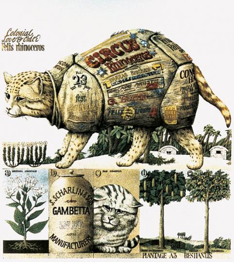 Bengt Böckman. »Bestianus, Felis Rhinoceros«
